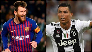 Messi, Ronaldo miss out on the quarterfinals of UCL for first time in 16 years