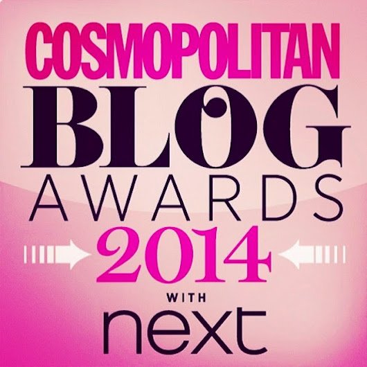 The #CosmoBlogAwards 2014 - It's Nomination Time!