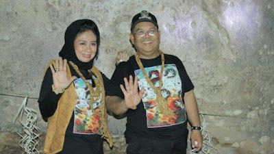 Bupati Kutai Timur, Ismunandar Bersama Sang Istri dan Kepala Bappeda terjaring OTT KPK