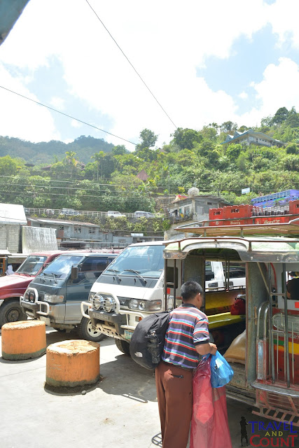 Food Transport in Batad, Banaue, Philippines