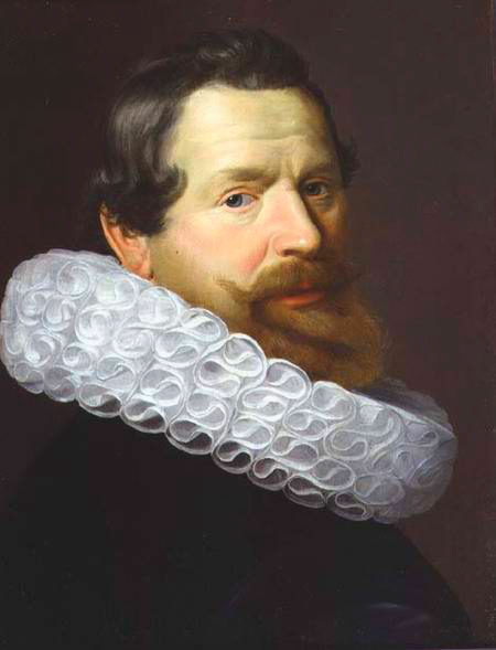 The ruff - male neckwear of times past