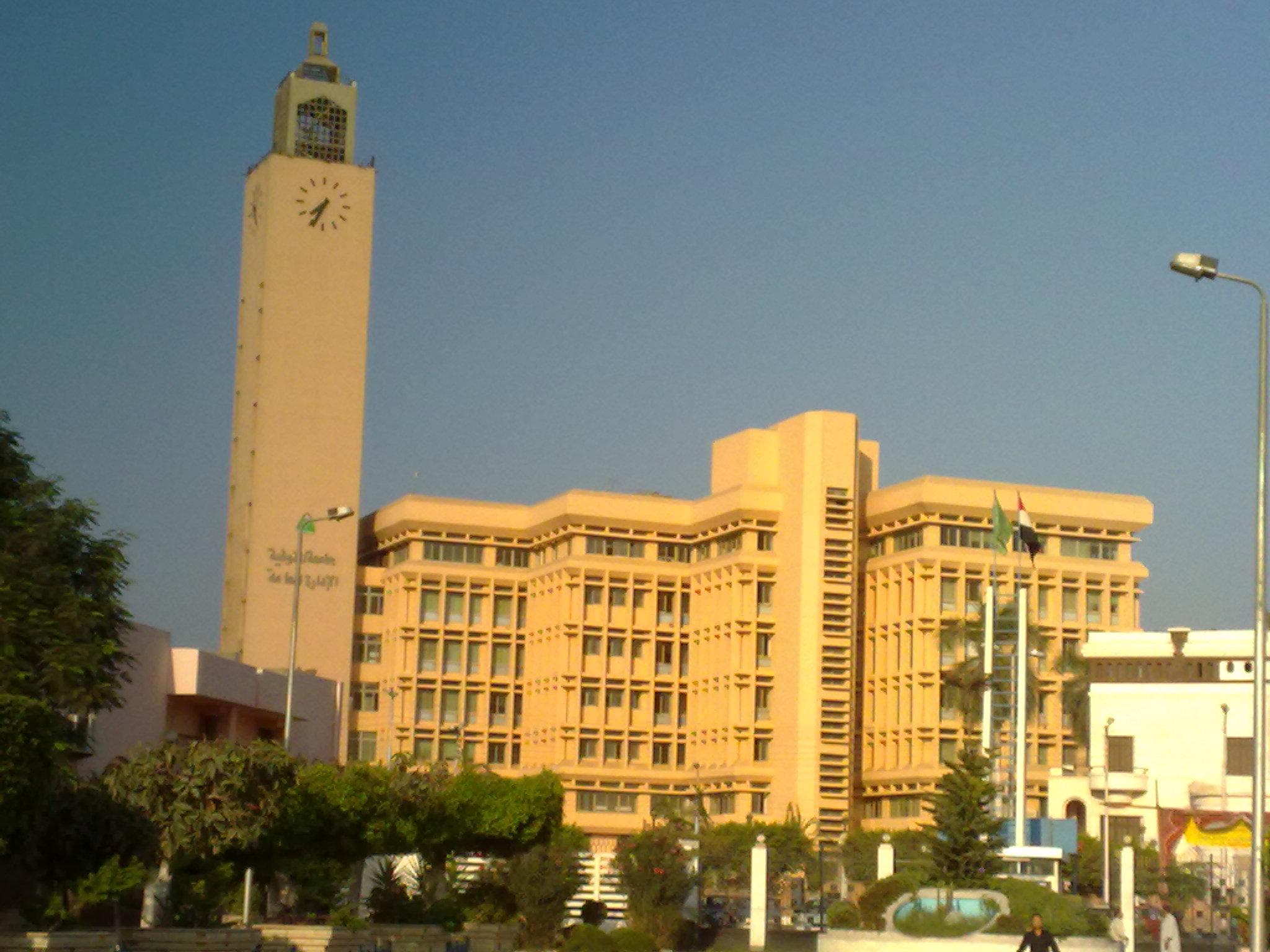 رئاسة جامعة المنوفية تعلن تفعيل أعمال إدارة الوافدين بمعهد الكبد القومي