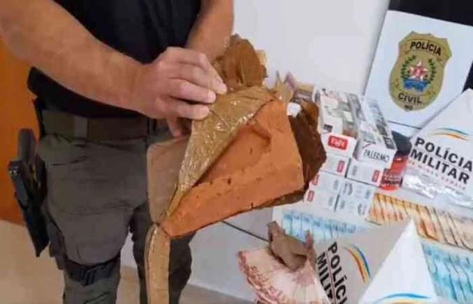 Homem compra tijolos achando que era maconha: 'Não existe mais traficante honesto'