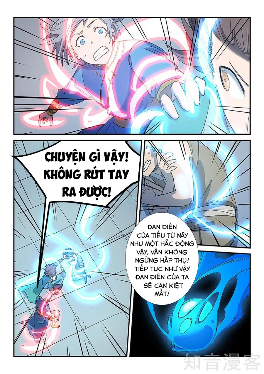 Tinh Võ Thần Quyết Chapter 280 video - truyenmh.com