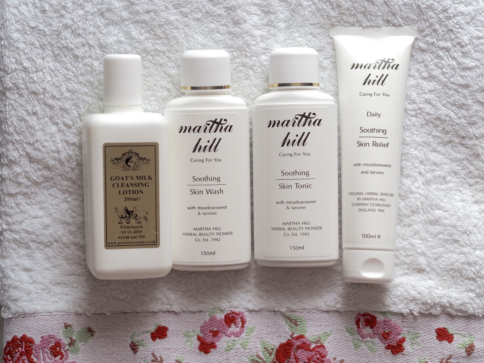 Martha Hill Soothing Skin Review