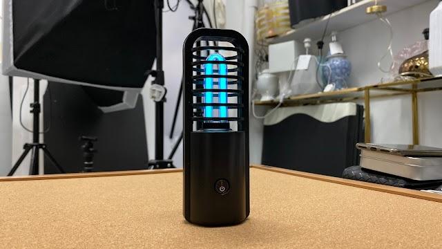 UVC 殺菌紫外光燈 放置照射就殺菌
