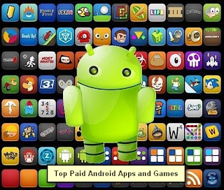 Top Paid Android Apps and Games