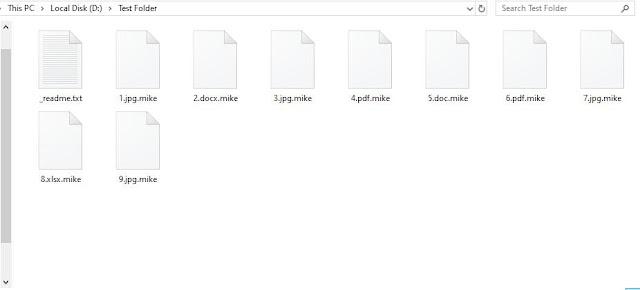.mike file virus