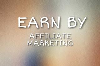 earn money from affiliate marketing