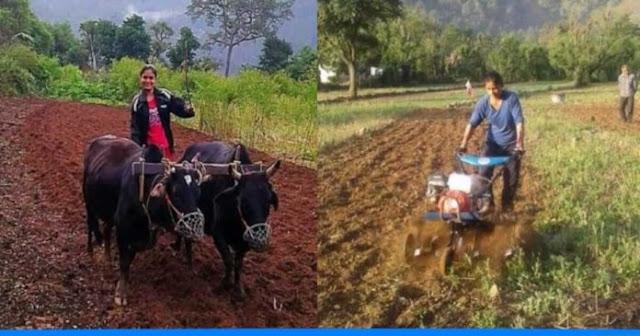 सुबह खेती करने के बाद जाती है स्कूल, महज 13 साल की उम्र से परिवार का खर्च उठाने वाली बेटी