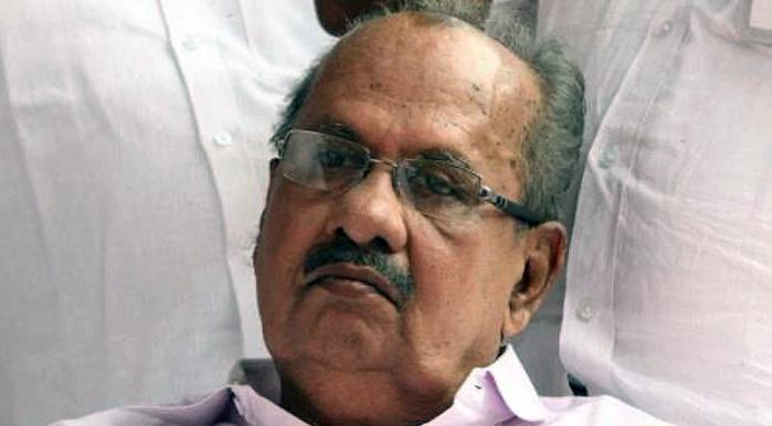 Former minister and senior Congress leader K K Ramachandran Master passed away