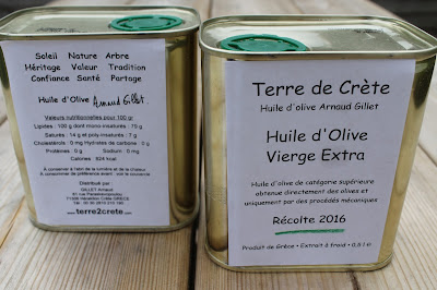 Olive Oil from Arnaud Gillet