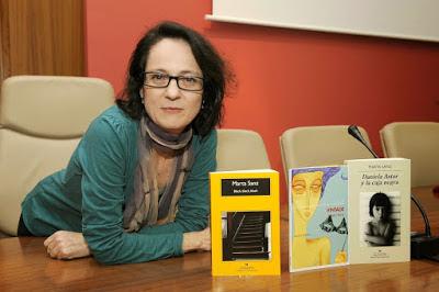 """Marta Sanz, """"Eva al desnudo"""", """"Farándula"""", Premio Herralde 2015"""