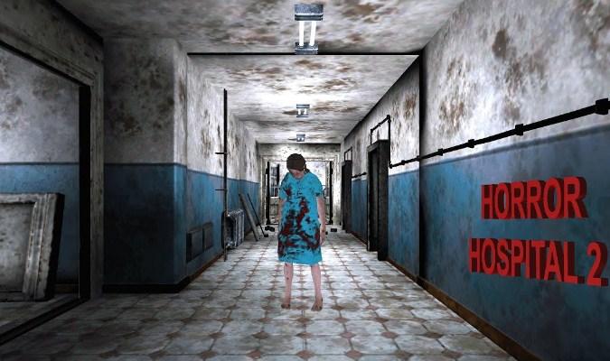 Game Horror untuk Smartphone Android Terbaik - Horror Hospital 2