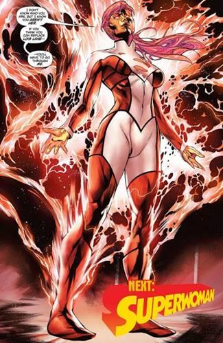 Lana Lang es Superwoman