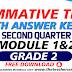 Summative Test GRADE 2 Q2