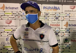 Treinador do Botafogo-PB espera reabilitação contra Jacuipense-BA