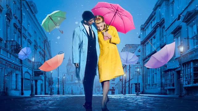 THE UMBRELLAS OF CHERBOURG umbrella movie!