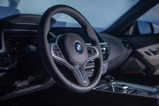 Novo BMW Z4 M40i 2020: preços e especificações - Brasil