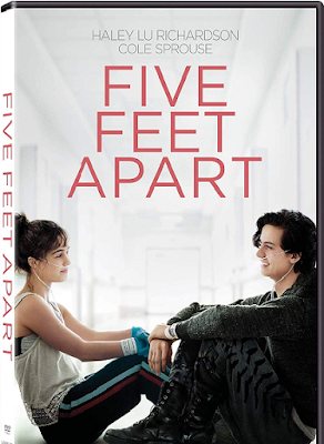 Five Feet Apart [2019] [DVD R1] [Latino]