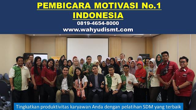 pembicara motivasi, pembicara motivasi indonesia, pembicara motivasi wanita, pembicara motivasi jakarta, kata motivasi pembicara, channel youtube pembicara motivasi, pembicara motivasi Wahyudi Smt,