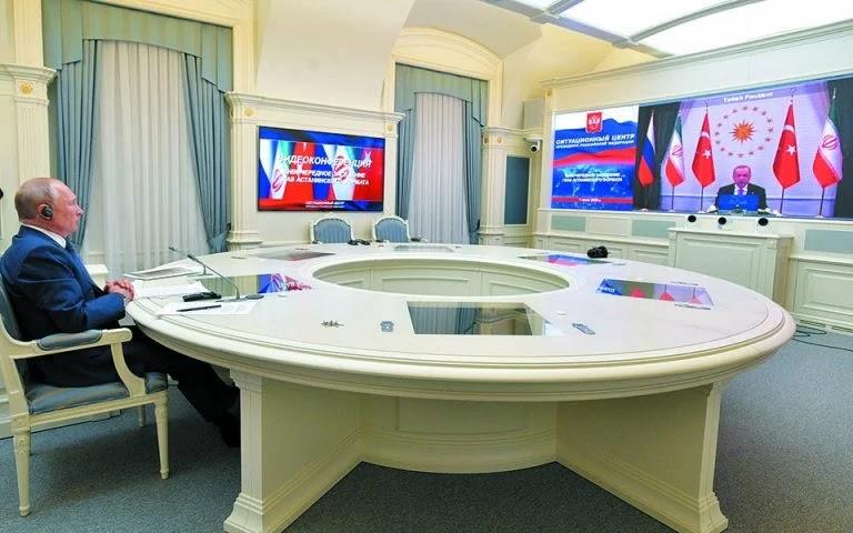 Σε δοκιμασία η «λυκοφιλία» μεταξύ Μόσχας και Άγκυρας