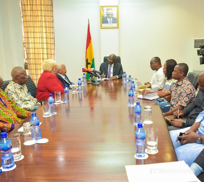 Ghana Beyond Aid is fight for Economic Emancipation – Vice President Bawumia
