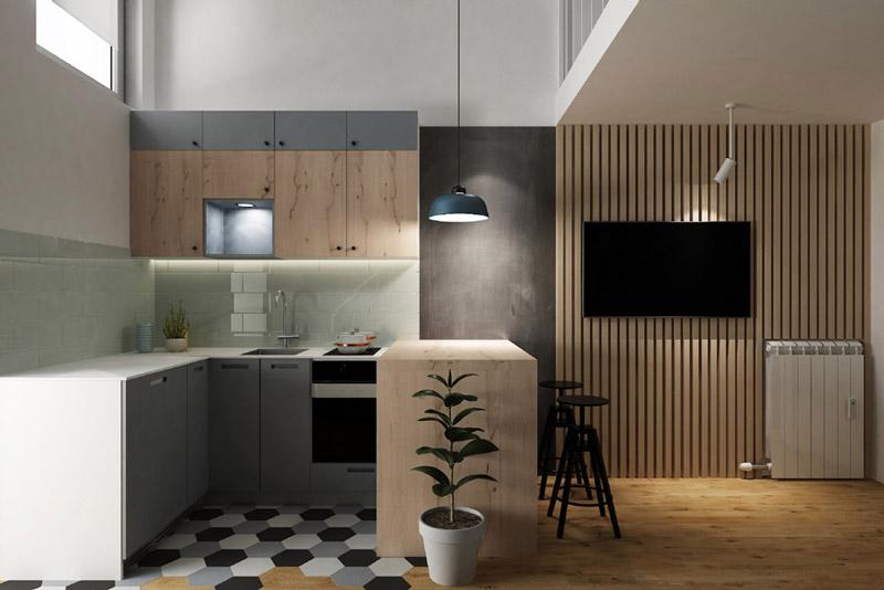 progetto interior design arch Marija Tomasevic GoPillar