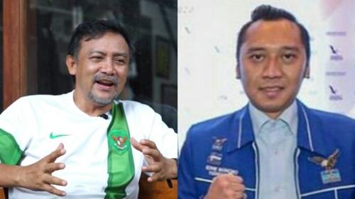 Rachland Sebut Gembong Korupsi Hambalang Sudah Dipecat, Netizen Singgung Ibas dan Andi Mallarangeng