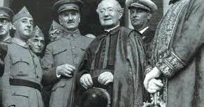El show del general Queipo de Llano.