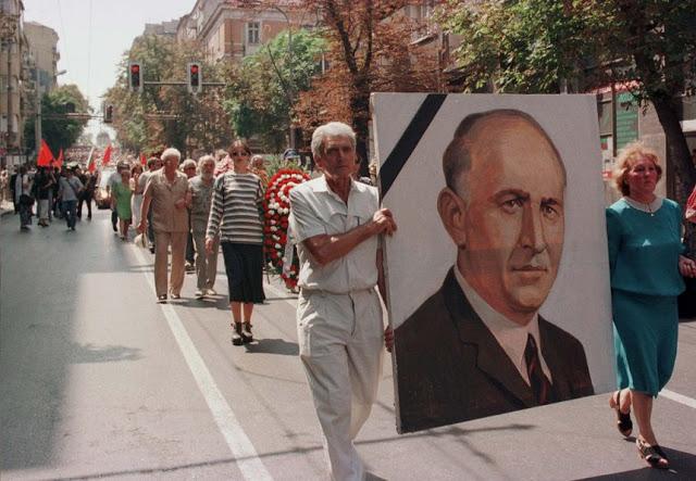 5 август 1998 год.Погребението на Тодор Живков (ВИДЕО)