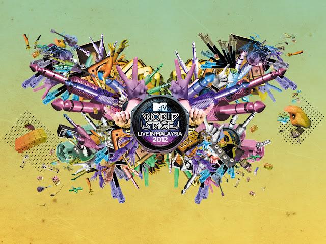 MTV World Stage Malaysia 2012
