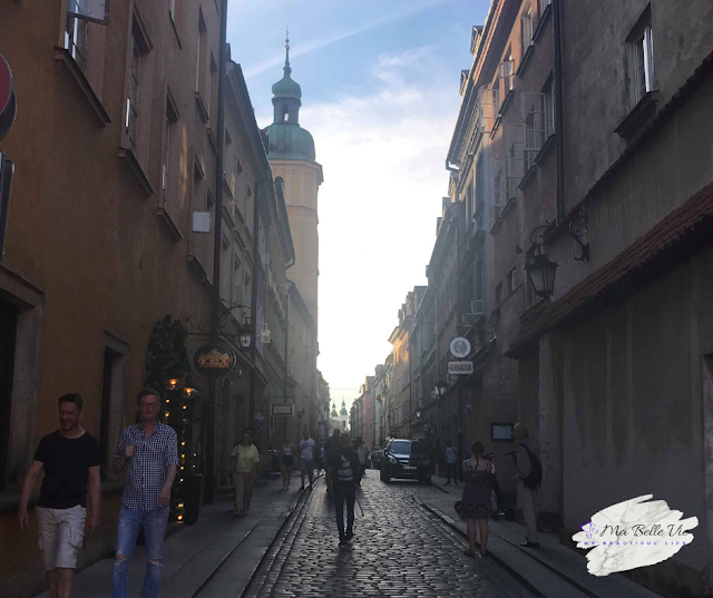 Warsaw, Poland, Cobbled Streets, Favourite Place to Visit