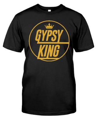 gypsy king merch hat, gypsy king official merch, tyson fury gypsy king merch,