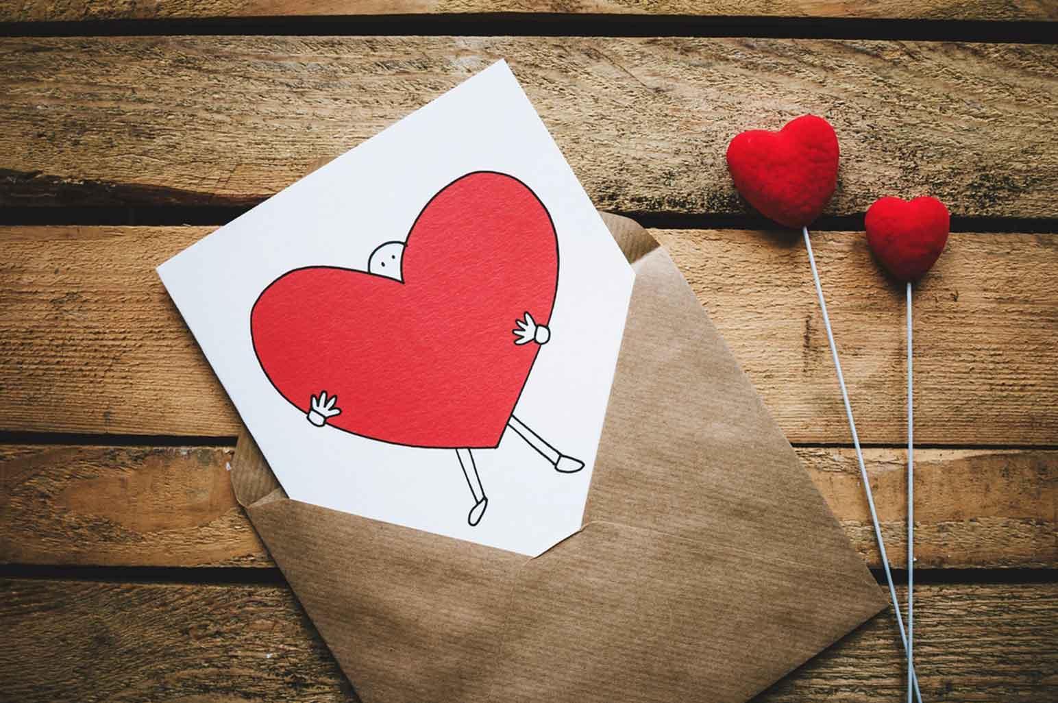 Free Ways to Celebrate Valentine's Day SOLO