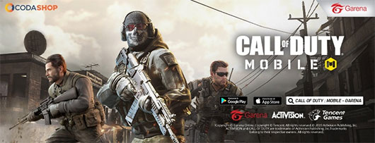 Link Top Up Codashop Call of Duty