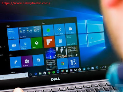 Install ulang laptop ke windows