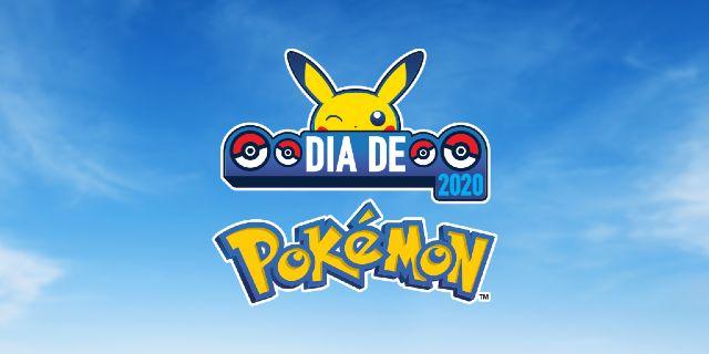 Dia de Pokémon 2020 Pokémon GO