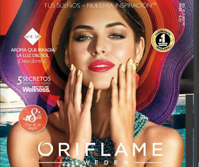oriflame catalogo 3 2016 mexico