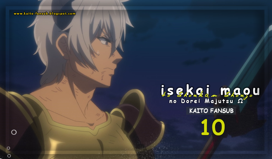الحلقة 10 و الاخيرة من أنمي Isekai Maou to Shoukan Shoujo no Dorei Majutsu S2 مترجمة
