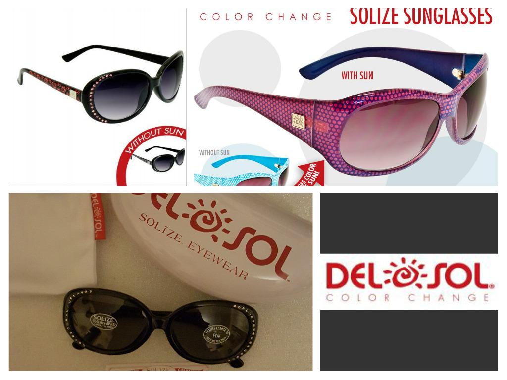 019cb9f299 My Review   Del Sol Solize Sunglasses