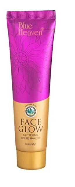 Glow makeup