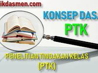 Konsep Dasar Penelitian Tindakan Kelas (PTK)