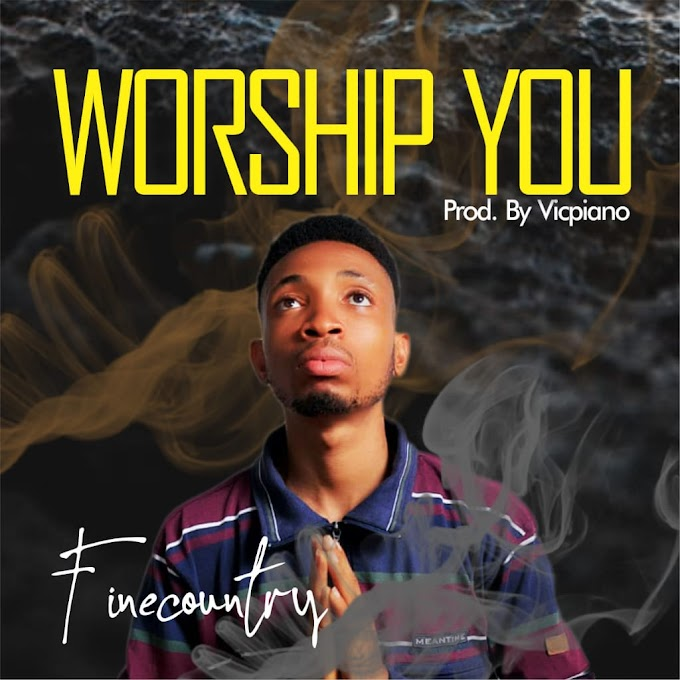 Worship you by fine country_prod by vicpiano