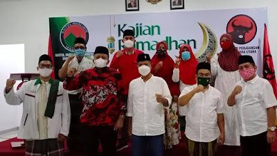 Kajian Ramadhan Bamusi Sumut, Ust Nisful: Jangan Hanya Belajar Agama dari Google
