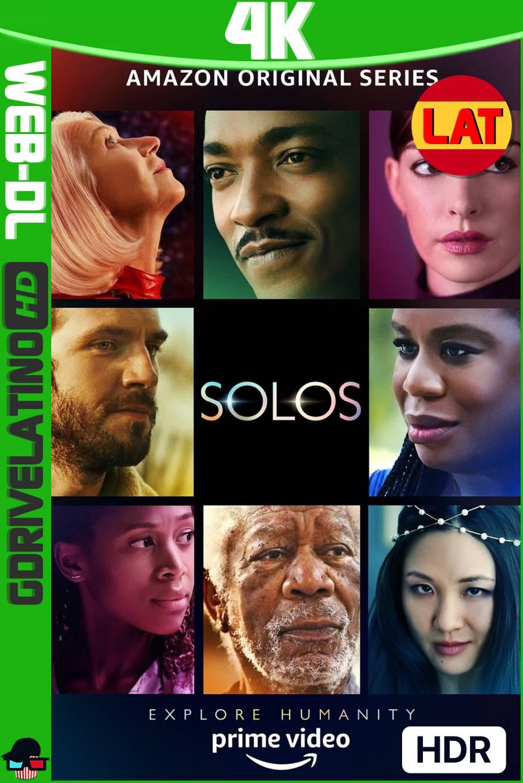 Solos (2021) Temporada 01 AMZN WEB-DL 4K HDR Latino-Ingles MKV