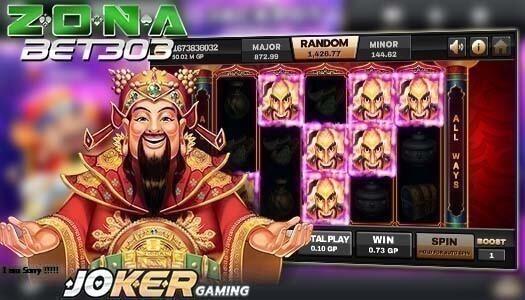 Slot Joker123 Online Terlengkap Dan Terbaik