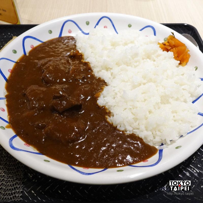 【SOLAE DINING HANA】福岡機場登機前吃到好吃的牛肉咖哩飯