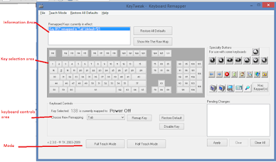 Easy way to remap keyboard keys