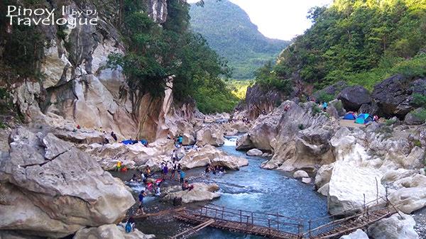 Tinipak River and Mt. Daraitan